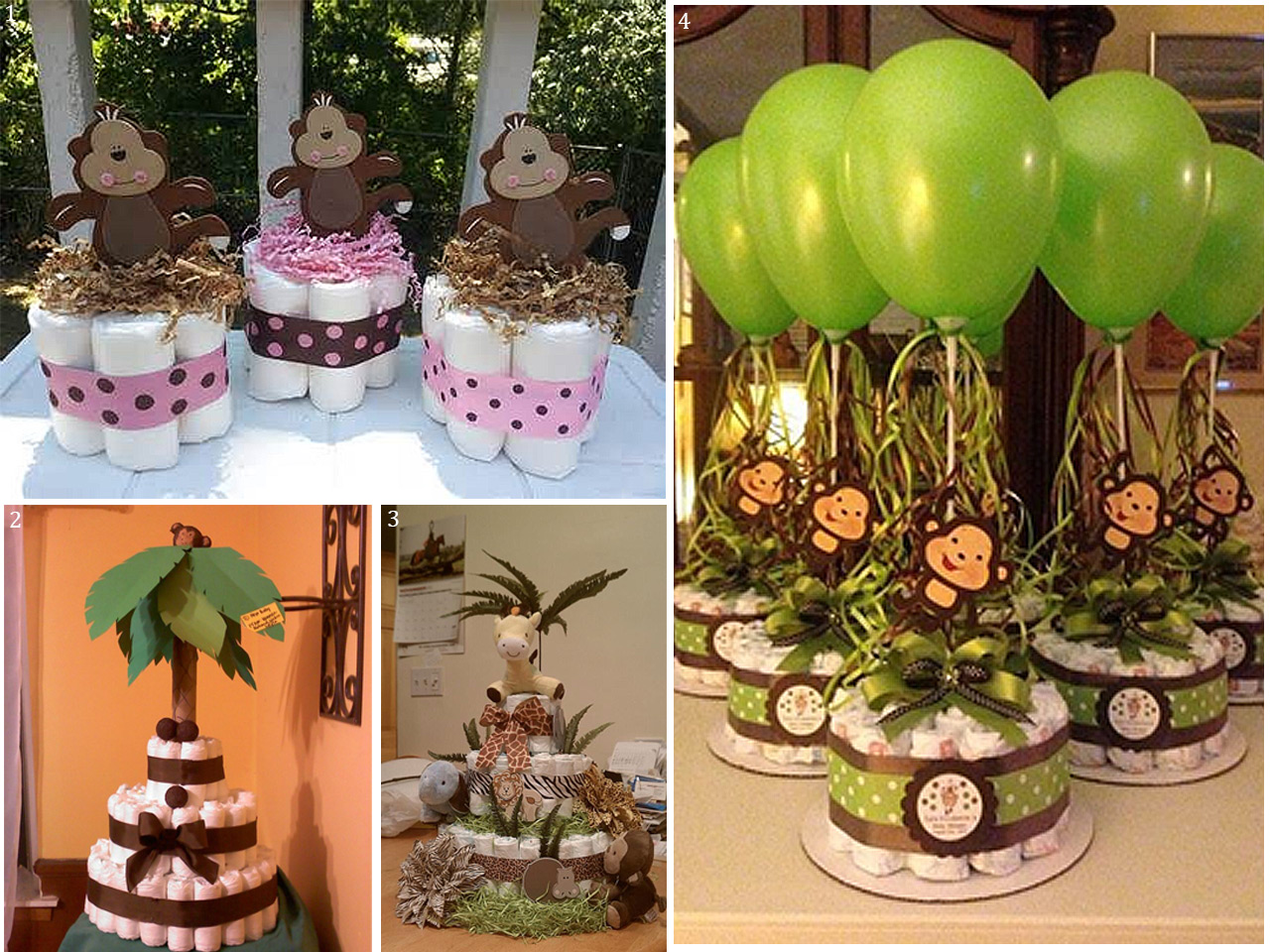 Decoracion Baby Shower Varon Safari Baby Shower Ideas