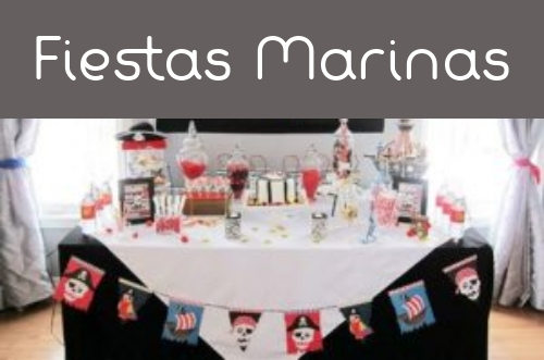 Decoración de Fiestas Marinas