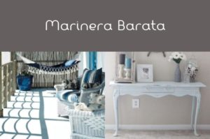 Decoración Marinera Barata