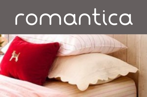 Decoración romantica