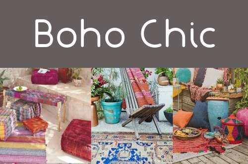 Guía Definitiva De Decoración Boho Chic Top 2019